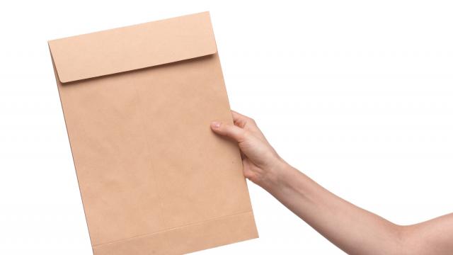 印刷物の封入・封かん作業業務